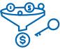Иконка услуги Создание автоворонки <br>
